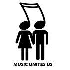 MUSIC UNITES US by JamesChetwald