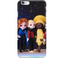 Teeny Trek iPhone Case/Skin