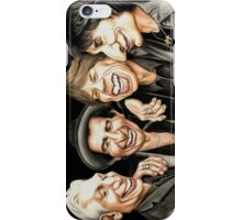 Old Rockers - Gimme Shelter iPhone Case/Skin