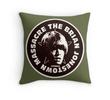 BJM Throw Pillow