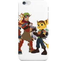 Jakchet and Clankster  iPhone Case/Skin