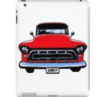 1957 Chevy Truck iPad Case/Skin