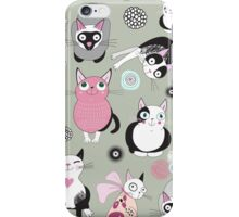 It had to be cats iPhone Case/Skin