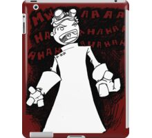 Doctor Horrible - Transparent Evil Laugh iPad Case/Skin