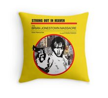 Strung Out In Heaven Throw Pillow