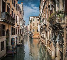Venetian Street by magdanowacka