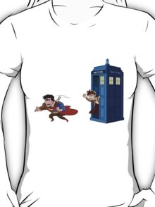 Wrong Phonebooth T-Shirt
