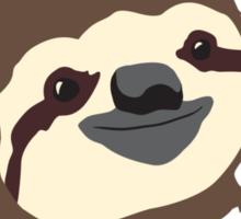 Livin' Easy - Live Slow Die Whenever - Original Sloth Design Sticker