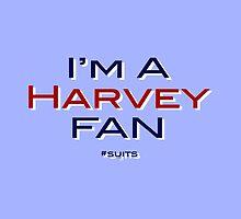 I'm A HARVEY Fan. by ShubhangiK