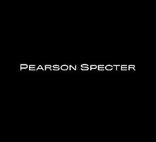 PEARSON SPECTER by ShubhangiK