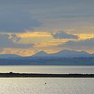 A Mellow Sunset Over Inch Island..................................Ireland by Fara
