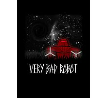 Very Bad Robot: Maximilian Photographic Print
