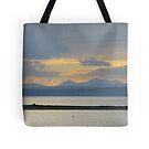 Tote Bag 36...........................Inch Island by Fara