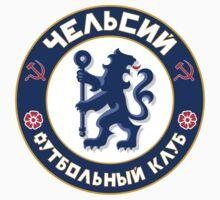 Chelskey Football Klub by stoopiditees