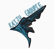 Kaiju Groupie by kbeehivep