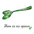 There is no spoon by neo by filippobassano