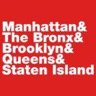 Five Boroughs by forgottentongue