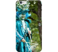 The Bubble Man iPhone Case/Skin
