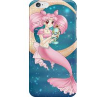 Mer Small Lady  iPhone Case/Skin