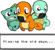 Pokemon Missing old days by anders29