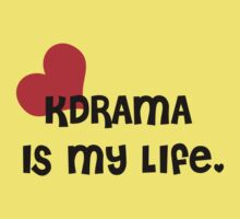 KDrama Is My Life. Kids Clothes