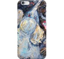Lucy and the Poacher iPhone Case/Skin