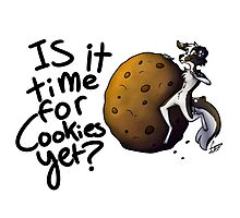 Cookies time! Photographic Print