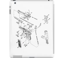 beretta iPad Case/Skin