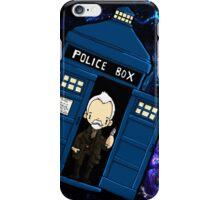TARDIS in SPACE doctor who 8.5 war iPhone Case/Skin