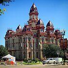 City Hall, Lockhart, Texas  by Jack McCabe