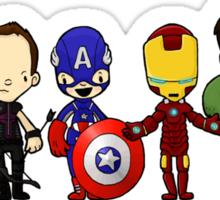 Assemble! Sticker