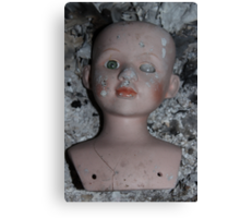 doll and ash Canvas Print
