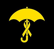 Umbrella Revolution 2014 Yellow Ribbon Movement by Garaga