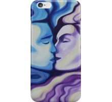 Lovers in Eternal Kiss iPhone Case/Skin