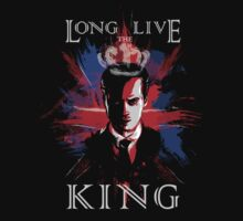 Long Live the King by FlyingFoxWhale