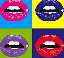 Art Lips by SamsShirts