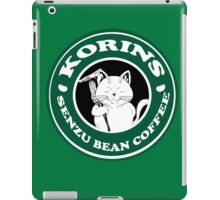 Korins Senzu Bean Coffee iPad Case/Skin