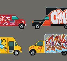 Truck by ASHAITE