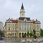 Town Hall, Novi Sad by Graeme  Hyde
