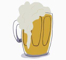 Beer in a Mug by SurrealistDream