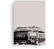 Royal Albert Hall - London, Hyde Park Canvas Print