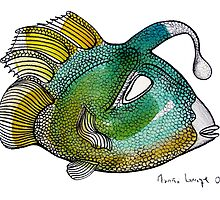 Interpretation #33 - Lightfish by Ignacio Marino Larrique