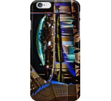 The Portress, the new Adelaide Oval by night iPhone Case/Skin