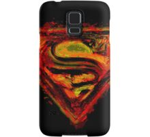 STEEL Samsung Galaxy Case/Skin