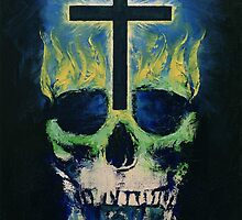 Cross by Michael Creese