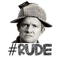 John Watson #RUDE by Jessica Wilson
