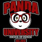 Panda University - Red 2 by Adamzworld
