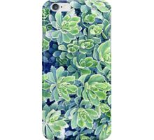 Flowers background iPhone Case/Skin