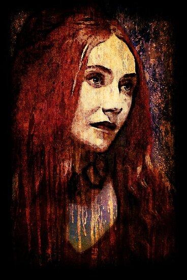 Melisandre by David Atkinson