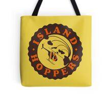 Island Hoppers /brown Tote Bag